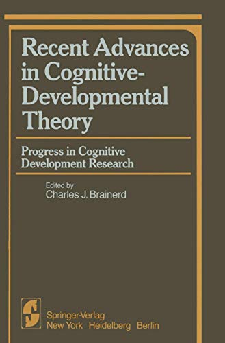 recent-advances-in-cognitive-developmental-theory-progress-in-cognitive-development-research-springer-series-in-cognitive-development