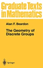 The Geometry of Discrete Groups by Alan F.…