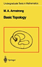 Basic Topology by Mark Anthony Armstrong