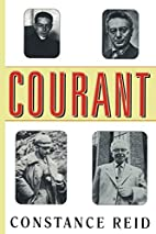 Courant by Constance Reid