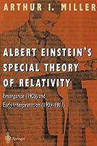 Albert Einstein's Special Theory of…