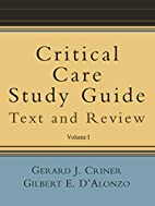 Critical Care Study Guide: Text and Review…