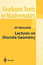 Lectures on Discrete Geometry (Graduate…