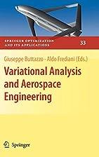 Variational Analysis and Aerospace…