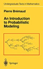 An Introduction to Probabilistic Modeling by…