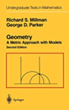 Geometry: A Metric Approach with Models by…
