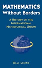 Mathematics Without Borders: A History of…