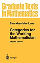 Categories for the Working Mathematician by&hellip;
