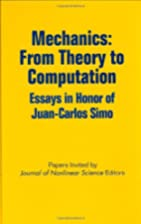 Mechanics: From Theory to Computation:…