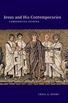 Jesus and His Contemporaries: Comparative…