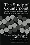 Fux, J.J.: Study of Counterpoint