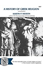 A history of Greek religion by Martin P.…