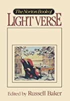 Norton Book of Light Verse by Russell Baker