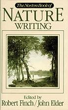 Norton Book of Nature Writing by Robert…