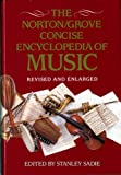 Stanley Sadie: The Norton/Grove Concise Encyclopedia of Music