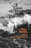 May Sarton: A Grain of a Mustard Seed