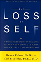The Loss of Self: A Family Resource for the…