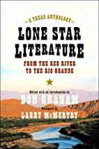Lone Star Literature: From the Red River to…