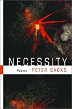 Necessity: Poems by Peter Sacks