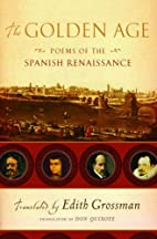 The Golden Age: Poems of the Spanish…
