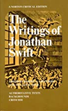 The Writings of Jonathan Swift [Norton…