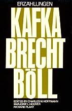 Erzählungen by Franz Kafka