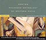 Grout, Donald Jay: Norton Recorded Anthology of Western Music, Vol. 2: Classic to Modern