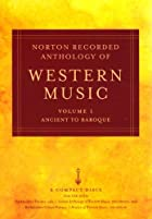 Norton Recorded Anthology of Western Music,…