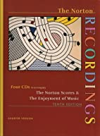 The Norton Recordings: Four CDs to accompany…