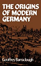The Origins of Modern Germany by Geoffrey…