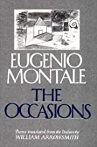 The Occasions by Eugenio Montale