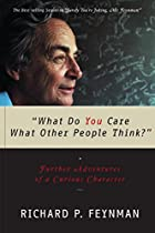 What Do You Care What Other People Think? by…