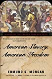 Morgan, Edmund S.: American Slavery, American Freedom: The Ordeal of Colonial Virginia