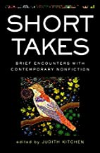 Short Takes: Brief Encounters with…