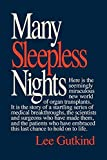Gutkind, Lee: Many Sleepless Nights