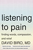 Listening to Pain: Finding Words,…