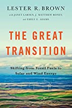 The Great Transition: Shifting from Fossil…