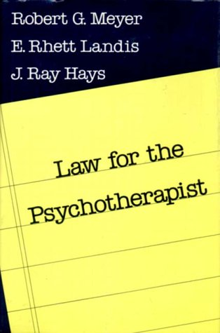 law-for-the-psychotherapist