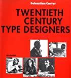 Twentieth-Century Type Designers by…