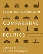 Essential Readings in Comparative Politics…
