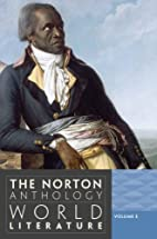 The Norton Anthology of World Literature…