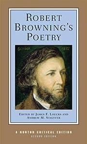 Robert Browning's Poetry (Norton Critical…