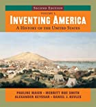 Inventing America, Second Edition, Volume 1…