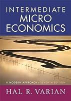 Intermediate Microeconomics: A Modern…