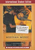 Burkholder, J. Peter: A History of Western Music (Seventh International Student Edition)