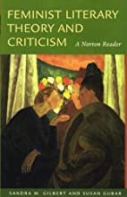 Feminist Literary Theory and Criticism: A…