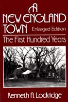 A New England Town : The First Hundred Years…