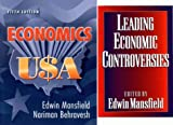 Mansfield, Edwin: Economics U$A, Leading Economic Controversies of 1998