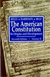 Belz, Herman: The American Constitution, Its Origins and Development: Its Origins and Development