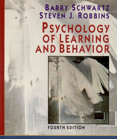 psychology-of-learning-and-behavior